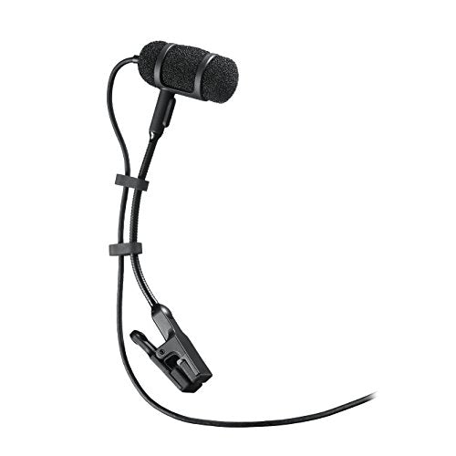 Audio-Technica Pro 35 Cardioid Condenser Clip-on Instrument Microphone (Refurb)
