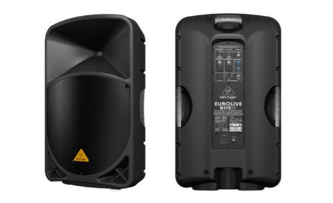 "Behringer EUROLIVE B115D Active 2-Way 15"" PA Speaker System"
