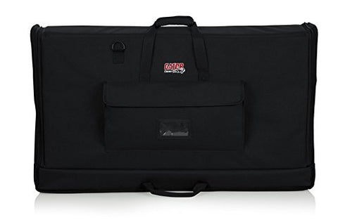 "Gator G-LCD-TOTE-MD Padded Nylon Carry Tote Bag for Transporting LCD Screens Between 27"" - 32"""