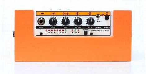 Orange CR6S Stereo Micro CRUSH PiX