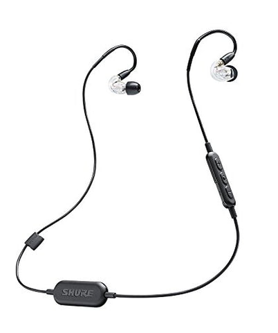 Shure SE215-CL-BT1 Wireless Sound Isolating Earphones with Bluetooth Enabled Communication Cable (Refurb)