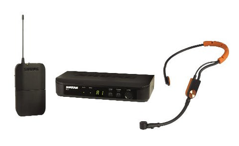 Shure BLX14/SM31 Wireless Microphone System with SM31FH Fitness Headset Microphone (Refurb)
