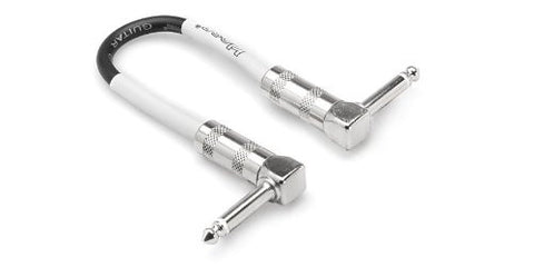 Hosa CPE606 Guitar Patch Cable with Right Angle Ends
