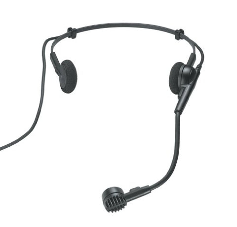Audio Technica Pro 8HEcW Headset Microphone (Refurb)
