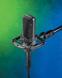 Audio-Technica AT4033/CL Condenser Microphone, Cardioid
