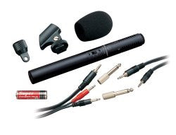Audio-Technica ATR6250 Stereo Condenser Video/Recording Microphone