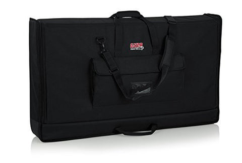 "Gator G-LCD-TOTE-LG Padded Nylon Carry Tote Bag for Transporting LCD Screens Between 40"" - 45"""