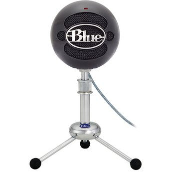 Blue Microphones Snowball USB Microphone - Gloss Black (Refurb)
