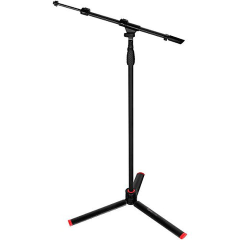 Gator GFW-ID-MIC Frameworks ID Series adjustable tripod style mic stand with telescoping boom Frameworks ID Series adjustable tripod style mic stand with telescoping boom