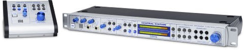 PreSonus Central Station Plus: Studio Control Center with Remote Control (Refurb)