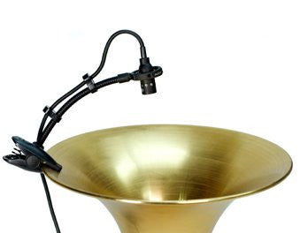 Audix ADX20IP Miniature instrument microphone for sax and brass.