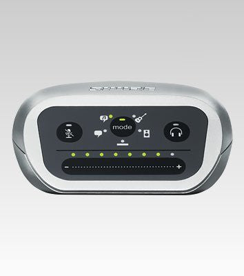 Shure MVi Digital Audio Interface + USB & Lightning Cable