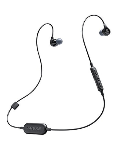 Shure SE112-K-BT1 Wireless Sound Isolating Earphones (Refurb)