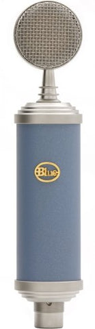 Blue Microphones Bluebird Cardioid Condenser Microphone in brown retail box