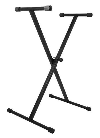On Stage Stands KS7190 Classic Single-X Keyboard Stand