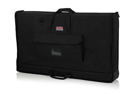 Gator G-LCD-TOTE-LG Padded Nylon Carry Tote Bag for Transporting LCD Screens Between 40