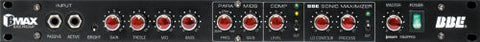 BBE BMAX Solid State Bass Guitar Preamp with Full Featured Sonic Maximizer