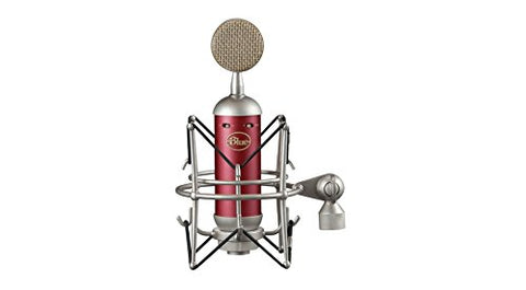 Blue Microphones Spark SL Large-Diaphragm Condenser Microphone with shockmount and case