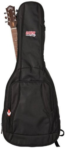 Gator 4G Style gig bag for classical guitars with adjustable backpack straps, GB-4G-CLASSIC