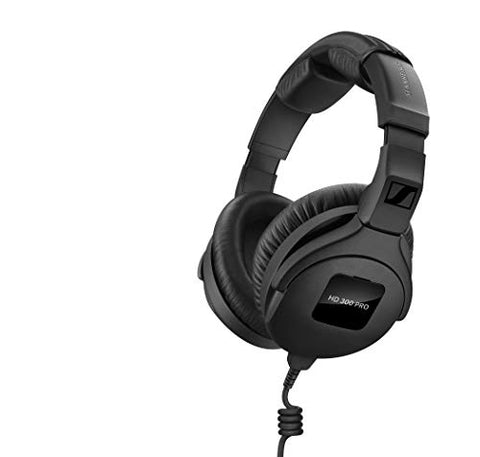 Sennheiser Headphones, Black (HD 300 PRO)