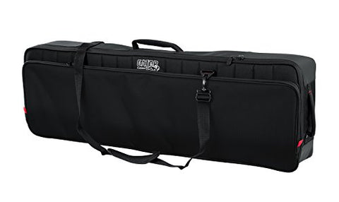Gator Cases Pro Go G-PG-61SLIM Ultimate Gig Bag for Slim 61-Note Keyboards (Refurb)
