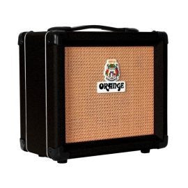 Orange Amplifiers Crush PiX Series CR12L 12W 1x6 Guitar Combo Amp Black (Refurb)