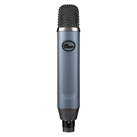 Blue Ember XLR Studio Condenser Mic for recording, streaming voice and instruments