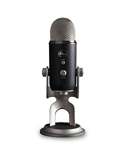 Blue Yeti Pro Studio All-In-One Pro Studio Vocal System with Recording Software (Refurb)