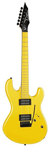 Dean Custom Zone 2 HB - Florescent Yellow