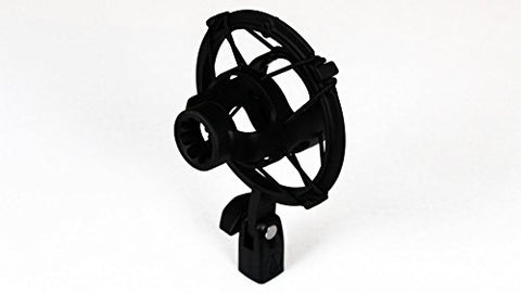 Audio-Technica AT8449a Microphone Shock Mount (Black)