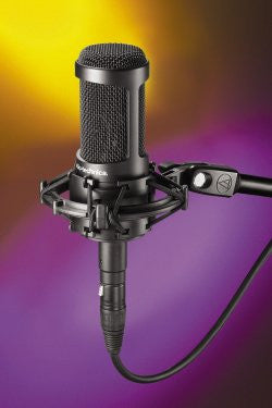 Audio Technica Side-Address Multi-Pattern Condenser Microphone