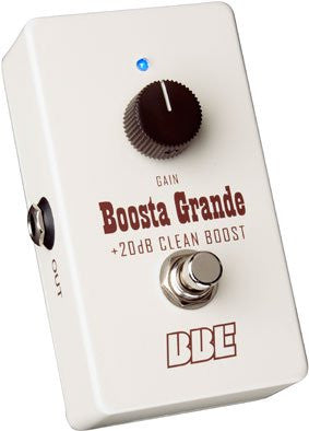 BBE Boosta Grande Guitar Effects Pedal, BG20