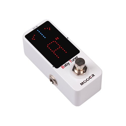 Mooer Baby Juicer high precision tuning micro pedal