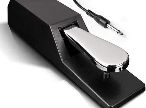 Alesis ASP-2 - Universal Keyboard Sustain Pedal for Synthesisers, Digital Pianos, MIDI Keyboards and more