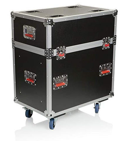 Gator Cases Heavy-Duty ATA Style G-TOUR Case with Wheels to Hold Six (6) 30