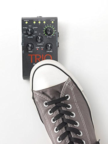 Digitech Trio guitar effect pedal bundle with DigiTech FS3X Footswitch