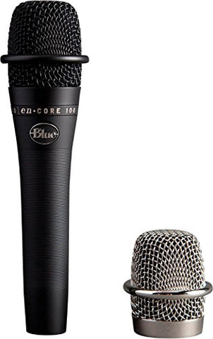 Blue Microphones enCORE 100 Black - Dynamic Handheld Microphone (Refurb)