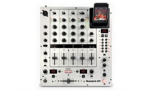Numark iM9 4-Channel DJ Mixer with Effects (Refurb)