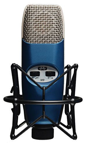 CAD M9 Tube Large Diaphragm Microphone (Refurb)