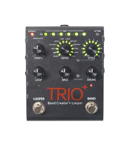 DigiTech TRIO+ Plus + Band Creator + Looper