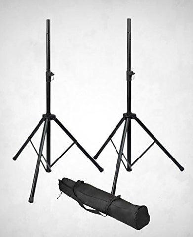 Gator Set of Tubular DJ, PA speaker Tri-Pod stands (Refurb)