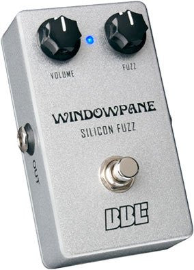 BBE Windowpane WP-69 Silicon Fuzz (Refurb)