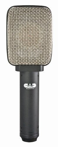 CAD D84 Side Address Large Diaphragm Cardioid Condenser Cabinet/Percussion Microphone