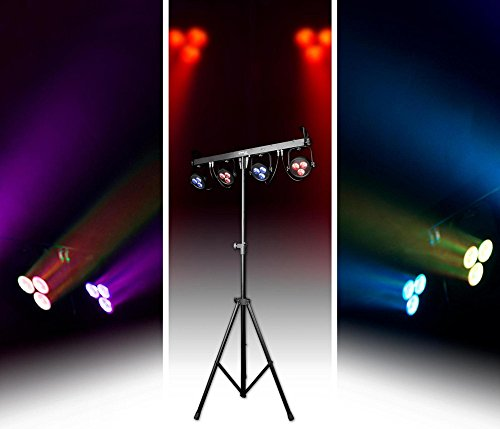 CHAUVET DJ 4BAR LT USB LED Wash Light Effect System | LED Lighting
