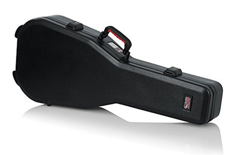 Gator TSA Series ATA Molded Polyethylene Guitar Case for Classical Style Guitars