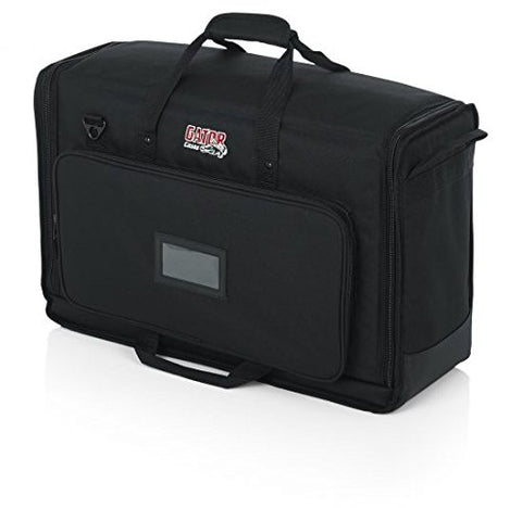 Gator Small Padded Dual LCD Transport Bag