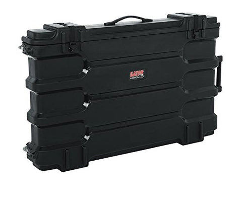 Gator Cases GLED4045ROTO Molded for Transporting LCD/LED TV Screens & Monitors Between 40-45