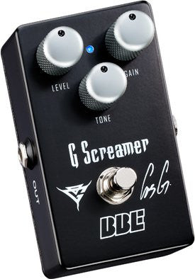 BBE G Screamer OG-1 Gus Signature Overdrive