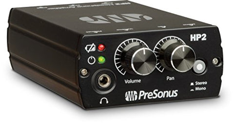 PreSonus HP2 Personal Headphone Amplifier (Refurb)