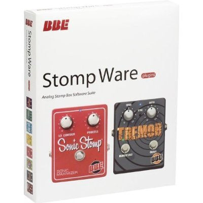 BBE Stomp Ware Plug-ins Software